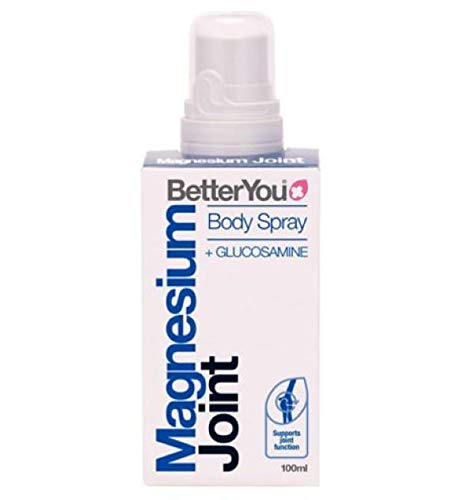 Better You Magnesium Oil Joint Spray 100ml (Pack of 2)