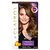 Clairol Age Defy Permanent Hair Dye, 6 Light Brown Hair Color, 1 Count