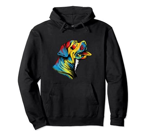 Cane Corso Geschenk Italienisches Mastiff Hund Haustier Pullover Hoodie