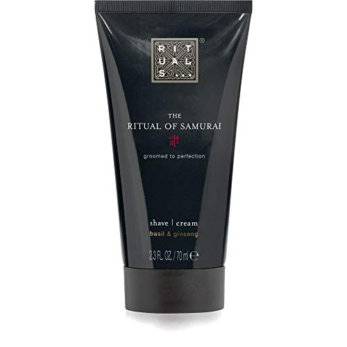 Rituals Cosmetics The Ritual of Samurai Shave Cream, 70 ml