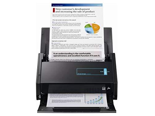 Review Fujitsu PA03656-B005 Image Scanner ScanSnap iX500