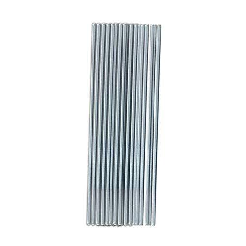 Aluminium-Schweißstäbe Niedriger Schmelzpunkt Einfach Einfache Schweißstäbe 50Stk 33cm