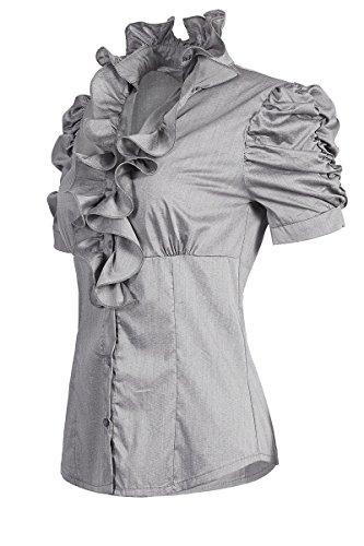 Laeticia Dreams damska bluzka z krótkim rękawem S M L XL XXL XXXL