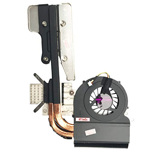 (Version 1) Fan Cooler with Heatsink Compatible with Acer Aspire 8951, 8951G, 5951G, 5951, Model: MG60090V1-C090-S99