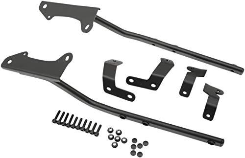 Givi 1146FZ Monorack Arme für Topcase Montage, Schwarz, 40