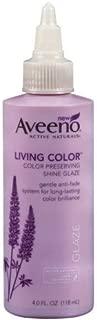 Aveeno Living Color Color Preserving Shine Glaze, 4 oz