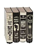 Holiday Living Gemmy Animated Halloween Decor Moving Books Midnight Bootique