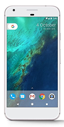 Google Pixel XL (Very Silver, 128GB)