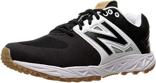 New Balance Men's 3000v3 Baseball Turf Shoes, Navy/White - 12 D(M) US