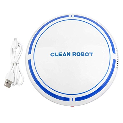 saz Escoba USB Sweeping Machine Vacuum Smart Clean Robot Slim Suction Mini Automatic Broom Doméstica Power Suction Floor Cleaning Tool Color Aleatorio