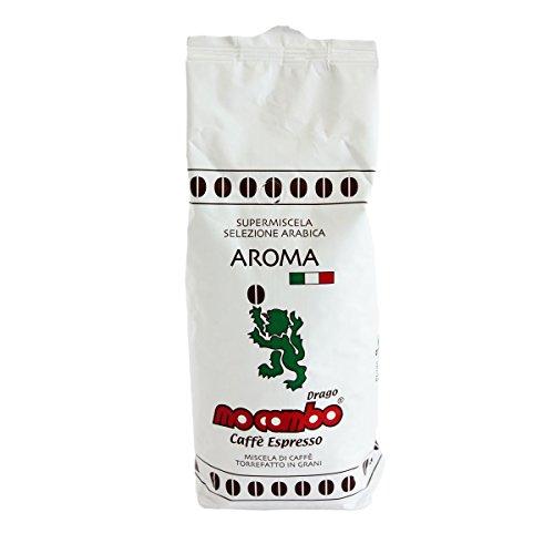 Mocambo Kaffee Aroma Fairtrade Bohnen, 1er Pack (1 x 1 kg)