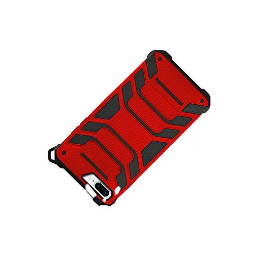 Spiderman - Funda para teléfono móvil con diseño de dibujos animados, poliuretano termoplástico y PC rojo