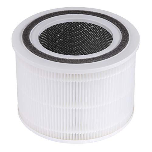 LEVOIT Fitros HEPA H13 de Purificador de Aire Filtro Core 300, Filtrar 99,97% de Alérgenos, Partículas Finas, Tabaco, Humo, Polvo, Polen, Core 300-RF 🔥