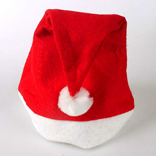 XNBCD Kerstmis Unisex Adult Hoed Cute Santa Sneeuwman Elch Red Family Party Decoration