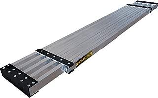 aluminum work plank
