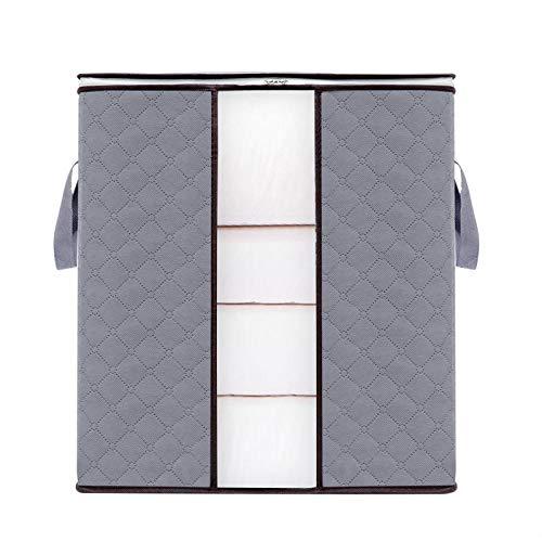 terilizi Quilt Aufbewahrungstasche Umzug Gepäck Verpackung Kleidung Decke Daunenjacke A_47 * 28 * 48Cm