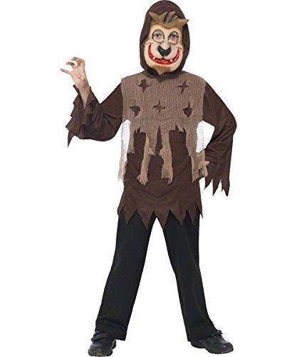 Generique - 351524 - Déguisement Loup Garçon Halloween