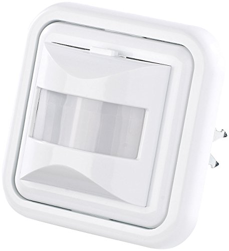 revolt Bewegungsschalter: Automatischer Lichtschalter mit PIR-Bewegungsmelder (Unterputz Bewegungsmelder)