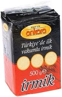 Ankara Nuh Vacuum Packed Semolina - 2x500 2.2 lb (1000g)
