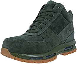 Nike Air Max Goadome 2013 Mens Boots Army Olive Gum Suede ACG 599474-300 (9)