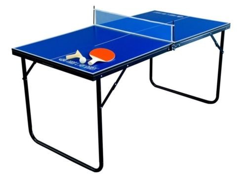 Check Out This Tennis Table Ping Pong Folding Portable Top Indoor Outdoor Mini Game Sport Board