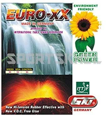Whitedot Sports GKI Euro XX Table Tennis Rubber
