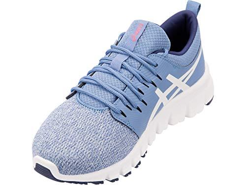 ASICS Zapatillas de correr Gel-Quantum 90 SG para mujer, azul (Armonía azul/blanco.), 41 EU
