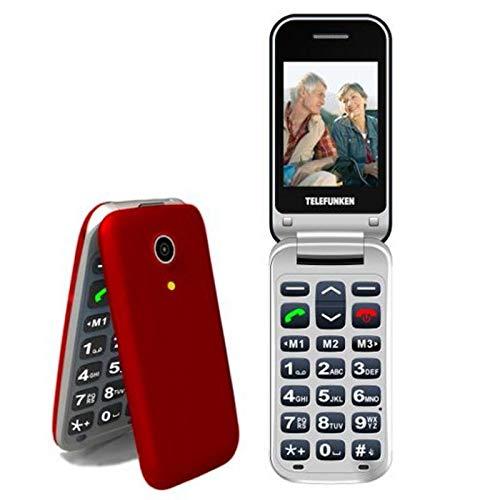 TELEFUNKEN - Teléfono Móvil Telefunken TM 210 Izy