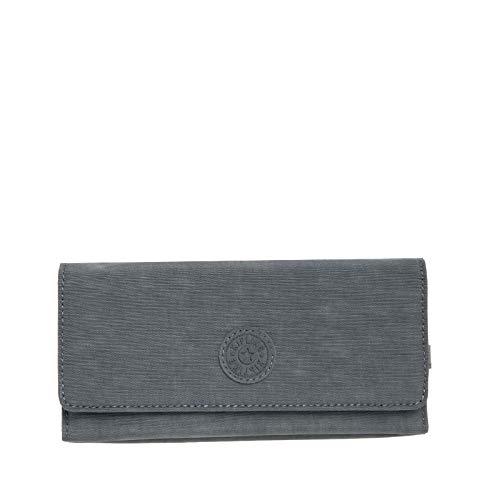Carteira Kipling Brownie Dusty Grey