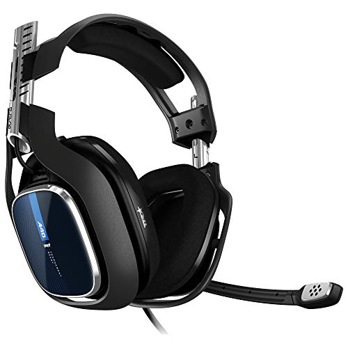 ASTRO Gaming A40 TR Wired Headset with Astro Audio V2 for PS4, PC, Mac