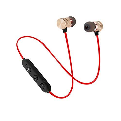 HShyxlkj draadloze sport-hoofdtelefoon, XT6, stereo, Bluetooth, hifi-stereo, hifi-stereo hoofdtelefoon