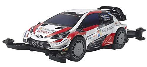 タミヤ ミニ四駆PROシリーズ No.54 トヨタ ガズーレーシング WRT/ヤリス WRC MAシャーシ プラモデル 18654
