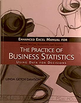 The Practice of Business Statistics Excel Guide & CD-ROM 0716764024 Book Cover