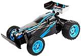 Carrera 2,4GHz RC Blauer Race Buggy I ferngesteuertes Auto ab 6 Jahren für drinnen & draußen I inklusive Batterien und Fernbedienung I Spielzeug für Kinder & Erwachsene I sofort einsatzbereit