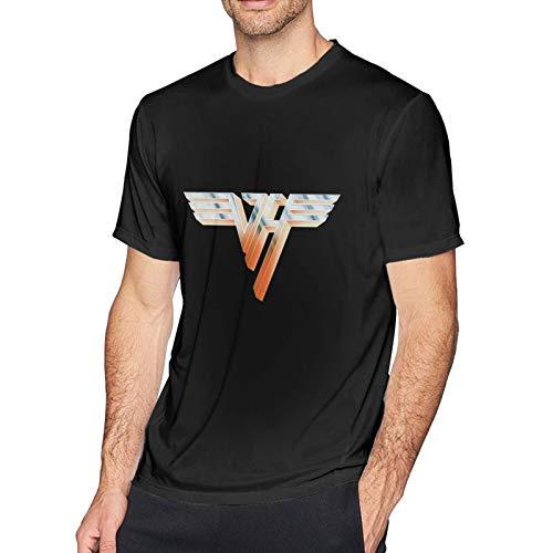Men's Eddie Van Halen Short-Sleeved T-Shirt, 3D Print, S to 6XL
