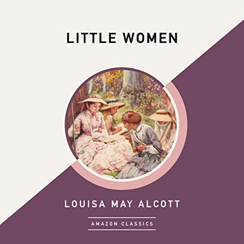 Little Women (AmazonClassics Edition) audiobook cover art