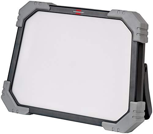 Brennenstuhl Mobiler LED Strahler DINORA 5000 / LED Baustrahler für den ständigen Einsatz im Außenbereich (LED Arbeitsstrahler 47W, 5m Kabel, IP65, bruch- und schlagfestes Kunststoffgehäuse)