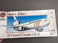 DC-10 スカンジナビア航空 1/144 エアフィックス