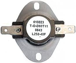 PelletStovePro - 80455 US Pellet Stove F1250 High Limit Sensor Switch Disc