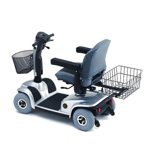 Invacare Einkaufskorb hinten inkl. Halterung für Elektromobil Scooter-Zubehör