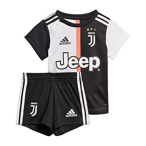 adidas Juventus Home Baby, Divisa da Calcio Uomo, Nero/Bianco, 912M