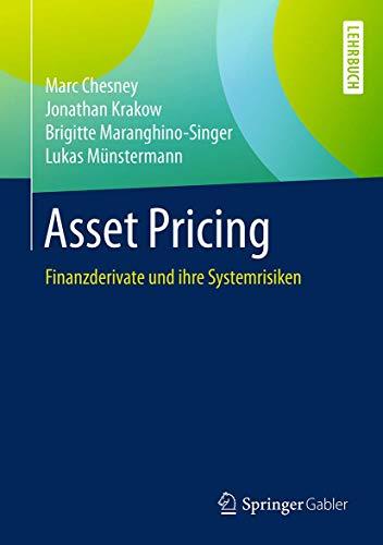 Asset Pricing: Finanzderivate und ihre Systemrisiken