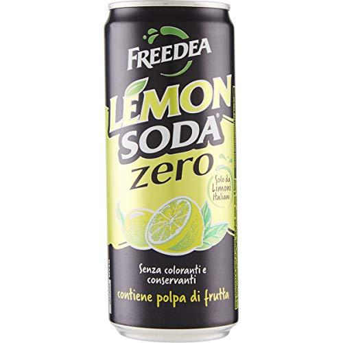 Lemonsoda Zero Dose 24 x 330 ml. - Campari Group Orange Soda