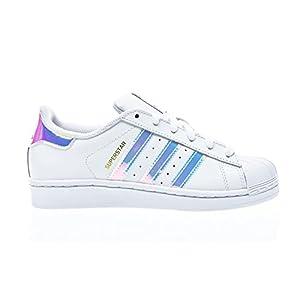 adidas Superstar J, Zapatillas de Gimnasia Unisex Niños: Amazon.es: Zapatos y complementos