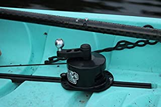 Anchor Wizard - Low Profile Kayak Crank Only