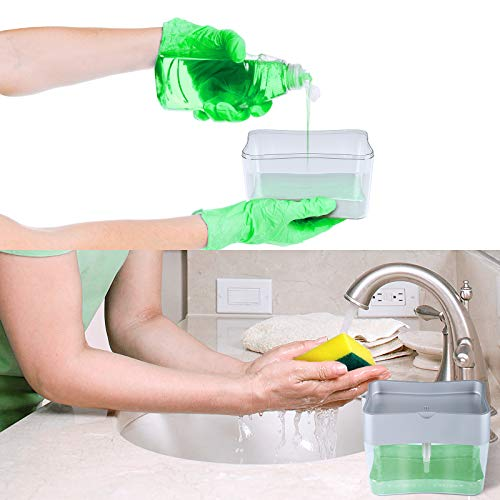 BluePower Dispensadores de loción y de jabón