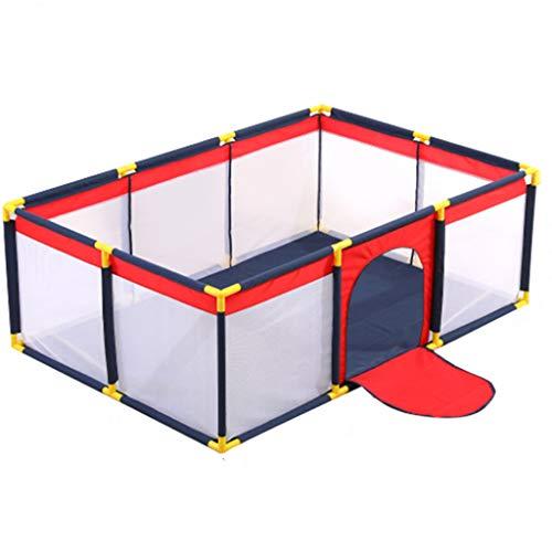 Zaun-Baby-Laufgitter Bällebad Herd Tor Haus Kindersicherheitsspielgeräte Krabbeldecke Bruchsicheres Spielzeug für den Haushalt abspielen Stift