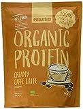 Prozis Organic Vegetable Protein 900 g Sabor Café con leche cremoso - 900 g