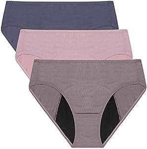 ropa interior menstrual