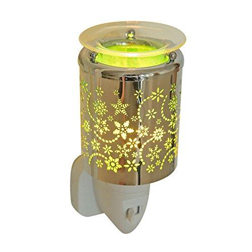 Pajoma eklektisches Nachtlicht – Duftlampe ''Star aus Kunststoff & Metall